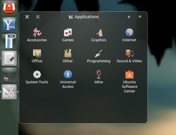 how to install Drawers on Ubuntu 13.04 Raring Ringtail, Ubuntu 12.10 Quantal Quetzal, Ubuntu 12.04 Precise Pangolin, Linux Mint 15 Olivia, Linux Mint 14 Nadia and Linux Mint 13 Maya.